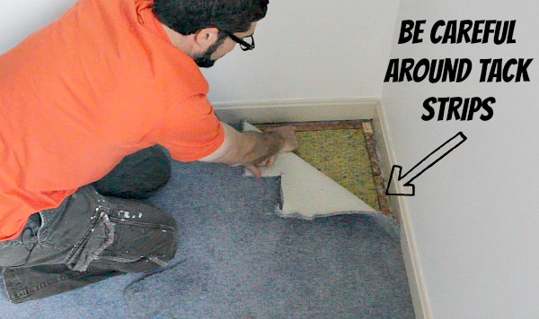 How To Remove Old Stinky Carpet A Complete Step By Step
