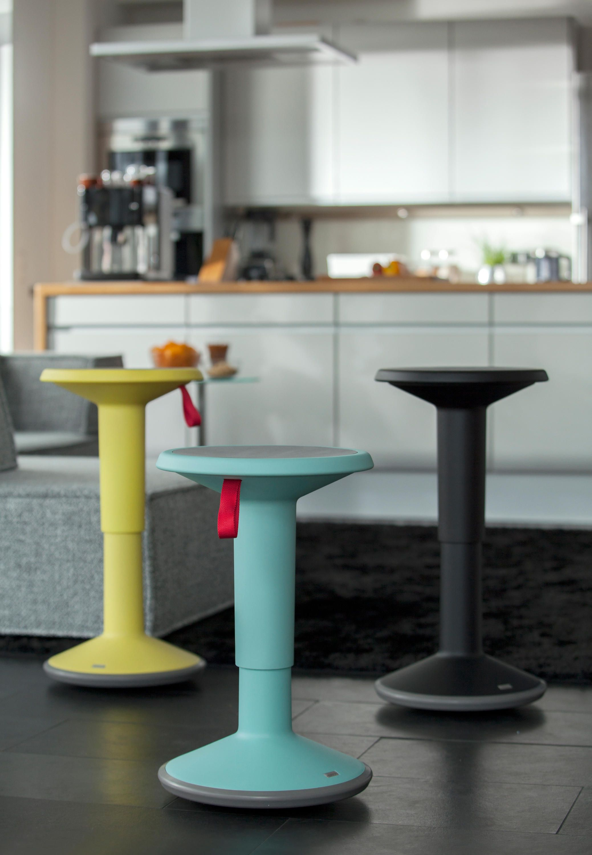 UPIS1 STOOL - Designer Swivel stools from Interstuhl Büromöbel GmbH ...