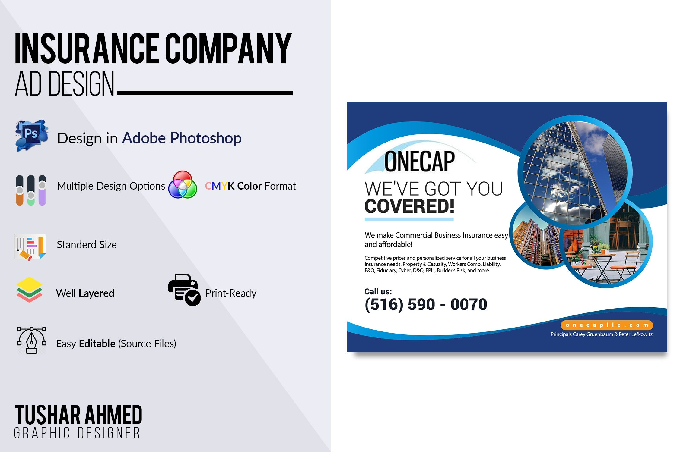 Newspaper Ad Design Ad Design Postcard Design Business Card Design