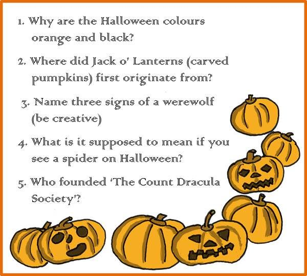 printable halloween quiz night cheats games for kids pictures - Halloween Quiz For Kids