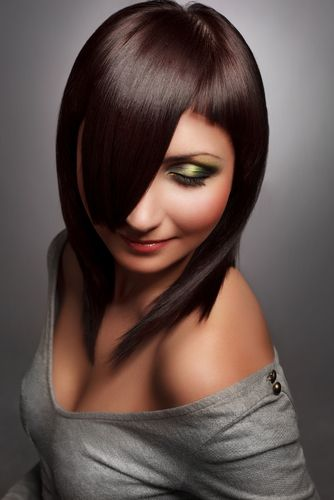 35 Hottest Chocolate Brown Hair Color Ideas | Hair ...