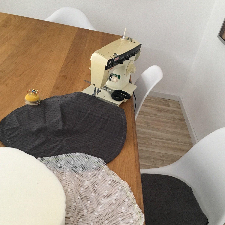 Eames Chair Sitzpolster Anthrazit Eames Kissen Dinning Chair Reißverschluss Veloursimitat Gepolstertes Stuhlkissen Sitzkissen Lounge Chair Outdoor Outdoor Lounge Chair Cushions Chair Cushions