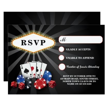 Rsvp wedding las vegas casino respond cards las vegas casinos rsvp wedding las vegas casino respond cards birthdayinvitation birthday party filmwisefo