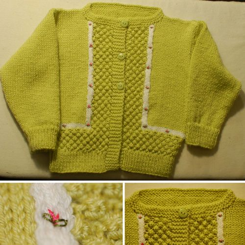 Baby Twin Set Free Pattern Beautiful Skills Crochet Knitting