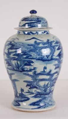 B/W Canton Big Ginger Jar: Avala And Summerour Lamps . . . 20