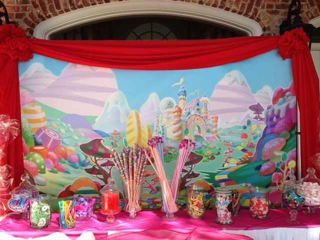 Candyland Decorations | CandyLand Theme Party Decoration