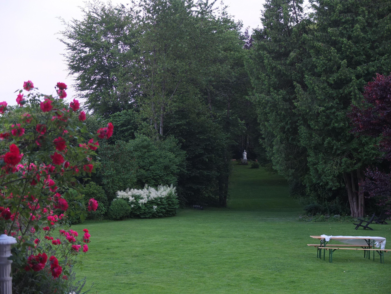 Garten im GolfhotelKaiserin Elisabeth
