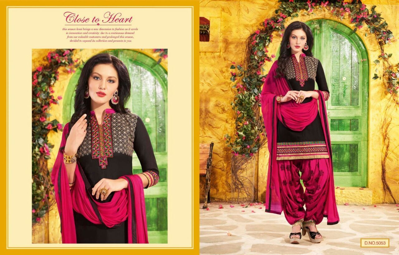 Latest Patiala Suit  Contact us or Whats App on +91 8000220665