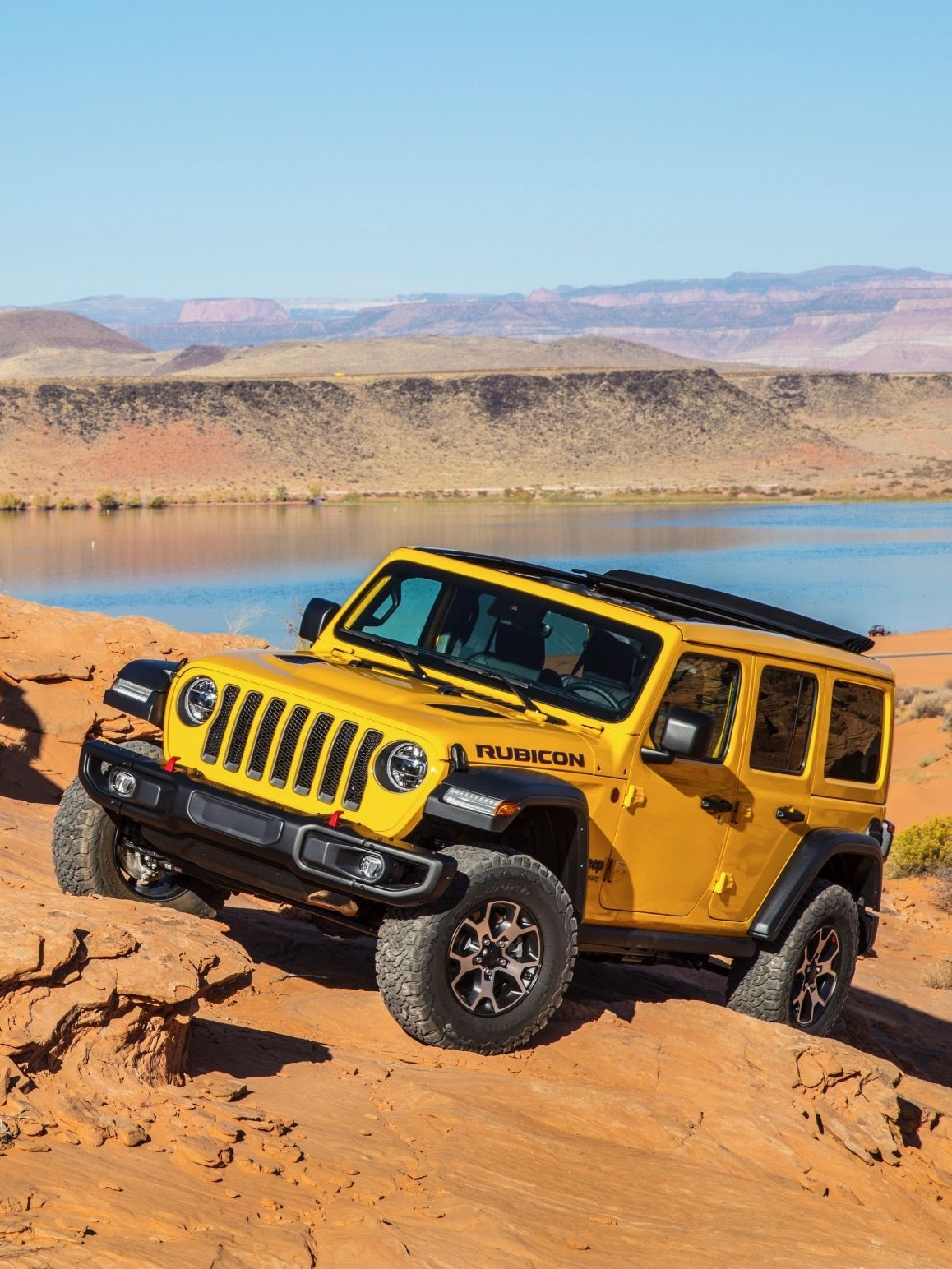 Charging Cars Now Wirelessly Jeep Wrangler Rubicon Jeep