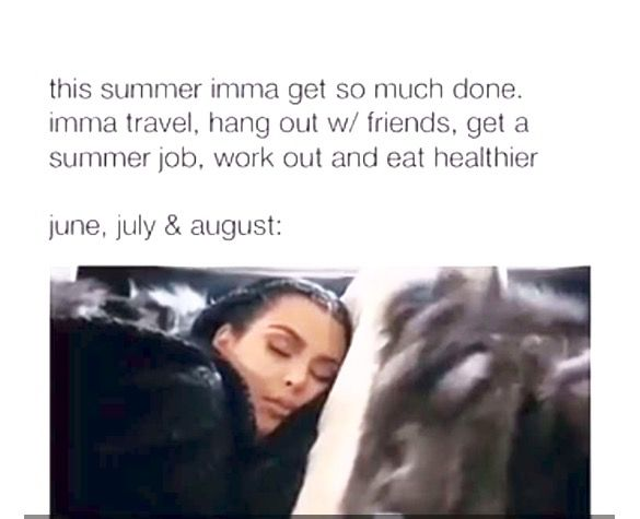 Funny Memes For Work Friends : Memes are my life and this is summarized my whole summer. well