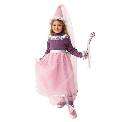 Halloween Costumes: Fairy Princess Costume