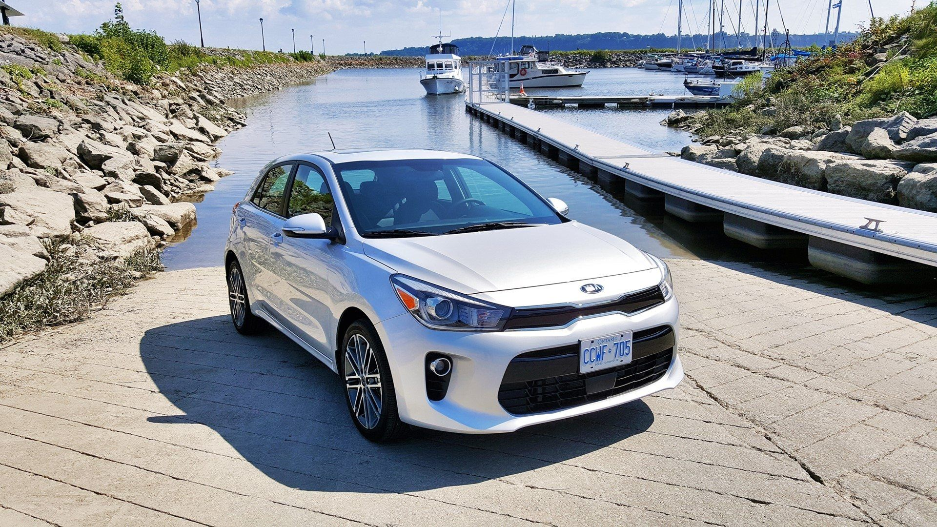 2018 Kia Rio 5 Door First Drive Review Mpg Towing Capacity And