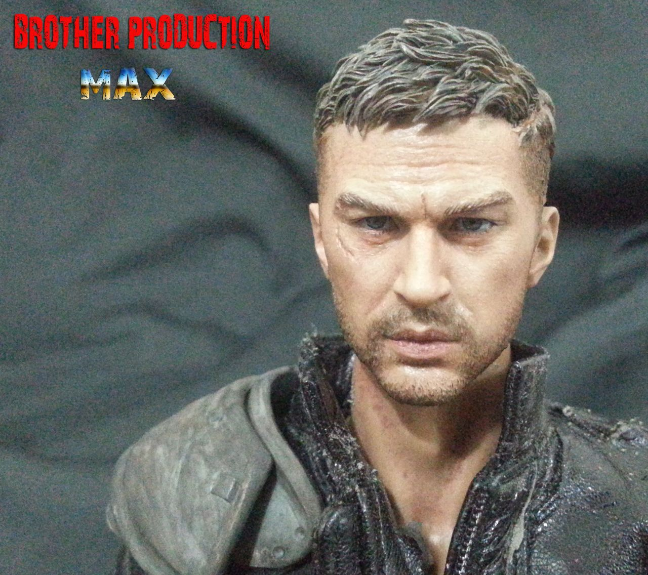 1//6 Custom Tom Cruise Head Sculpt For Hot Toys Phicen Male Figure SHIP FROM USA