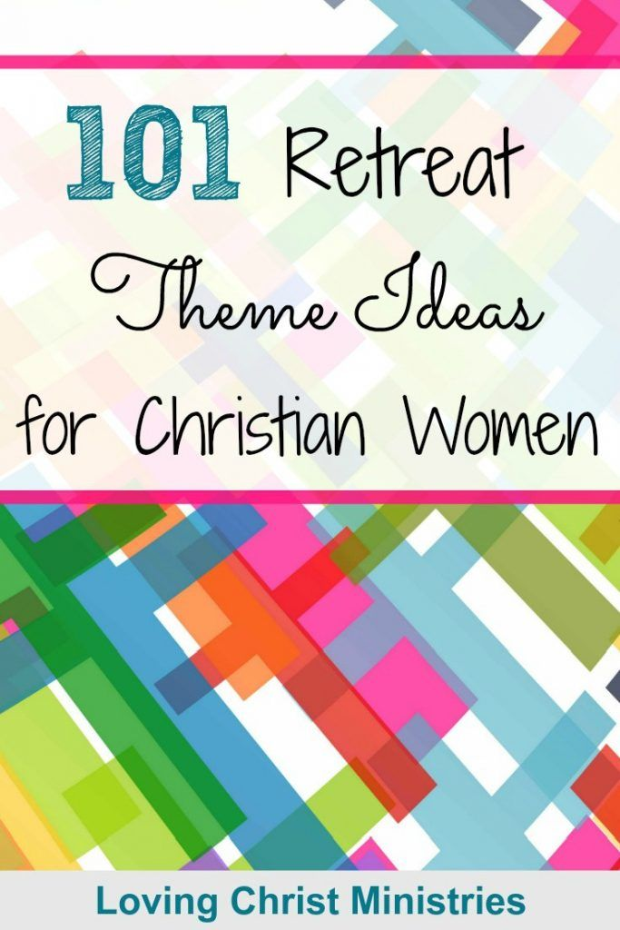 101 Retreat Theme Ideas for Christian Women -   16 christian nature crafts