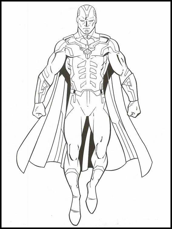 Avengers Endgame Printable Coloring Pages 11 In 2020 Avengers Coloring Pages Marvel Coloring Marvel Drawings