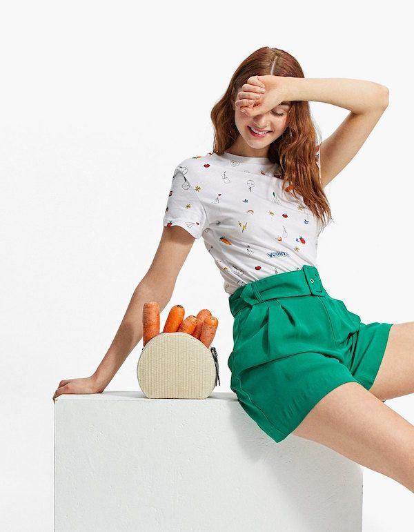 Vestidos primavera verano 2019 stradivarius