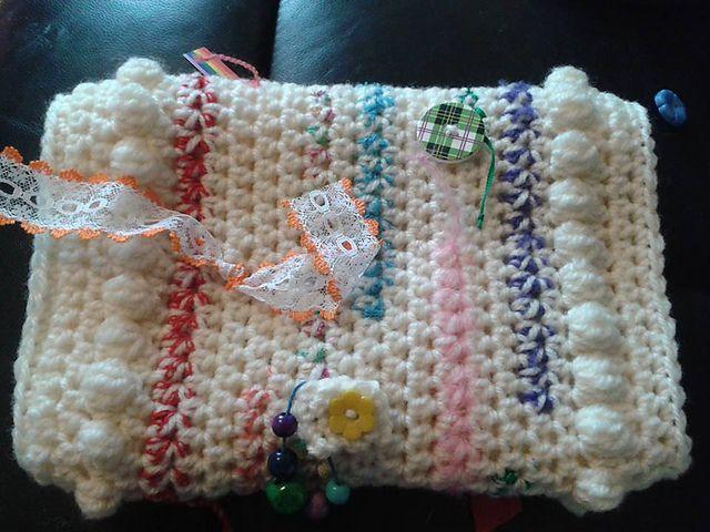Ravelry: Crocheted Twiddle Muff pattern by Shirley MacDonald ...