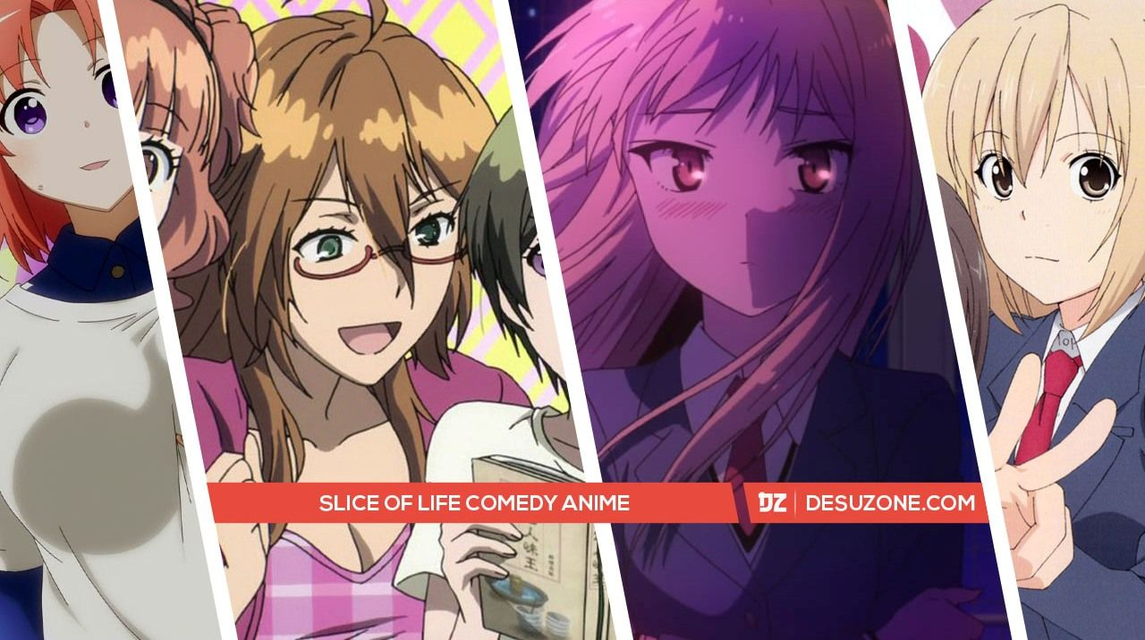 Recommendations best slice of life anime comedy anime comedy sliceoflife recommendation