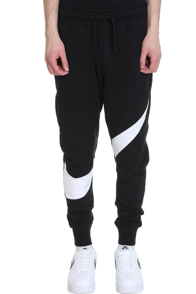 NIKE BLACK COTTON HBR PANT. #nike #cloth | Nike in 2019