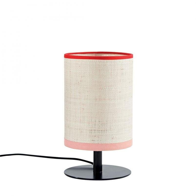 Lampe Maison Sarah Lavoine Rabane Rose Luminaires Mobilier
