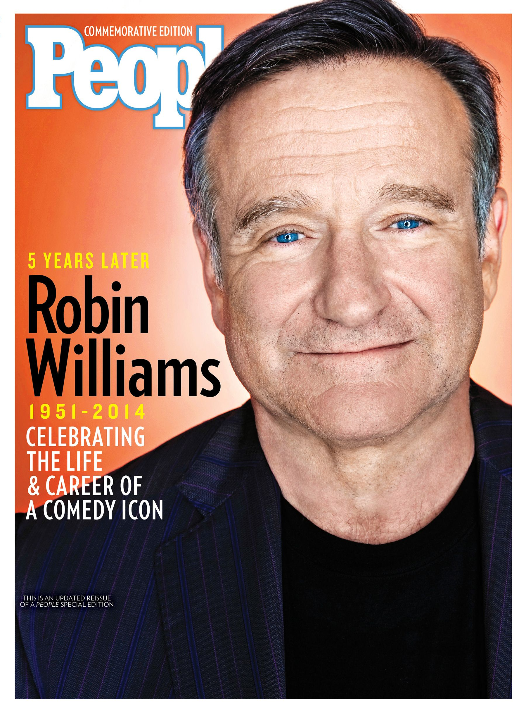 PEOPLE Celebrates the Life and Career of Comedian Robin ...
