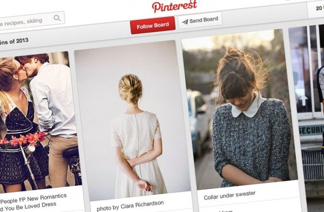 Pinterest reveals Top 10 Fashion pins of 2013. And yes, we're pinning a pin about pinterest! #Pinception