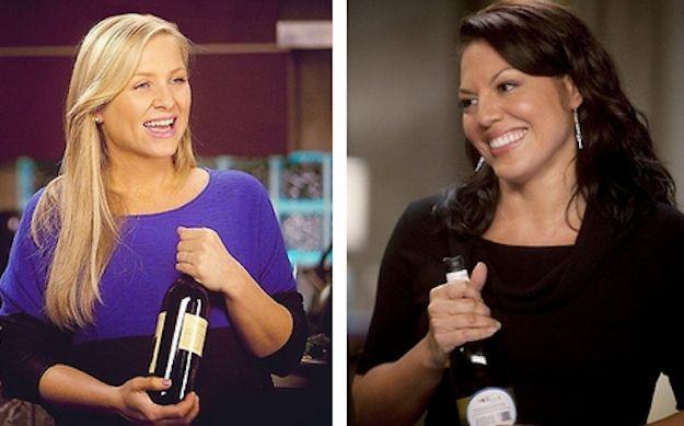27 Reasons Callie And Arizona From \