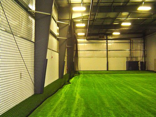 Barrier Nets For Athletic Facilities Indoor Soccer Field Indoor
