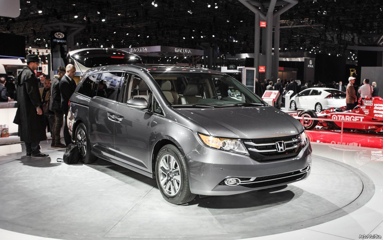 2016 Honda Odyssey Specs Carswoom