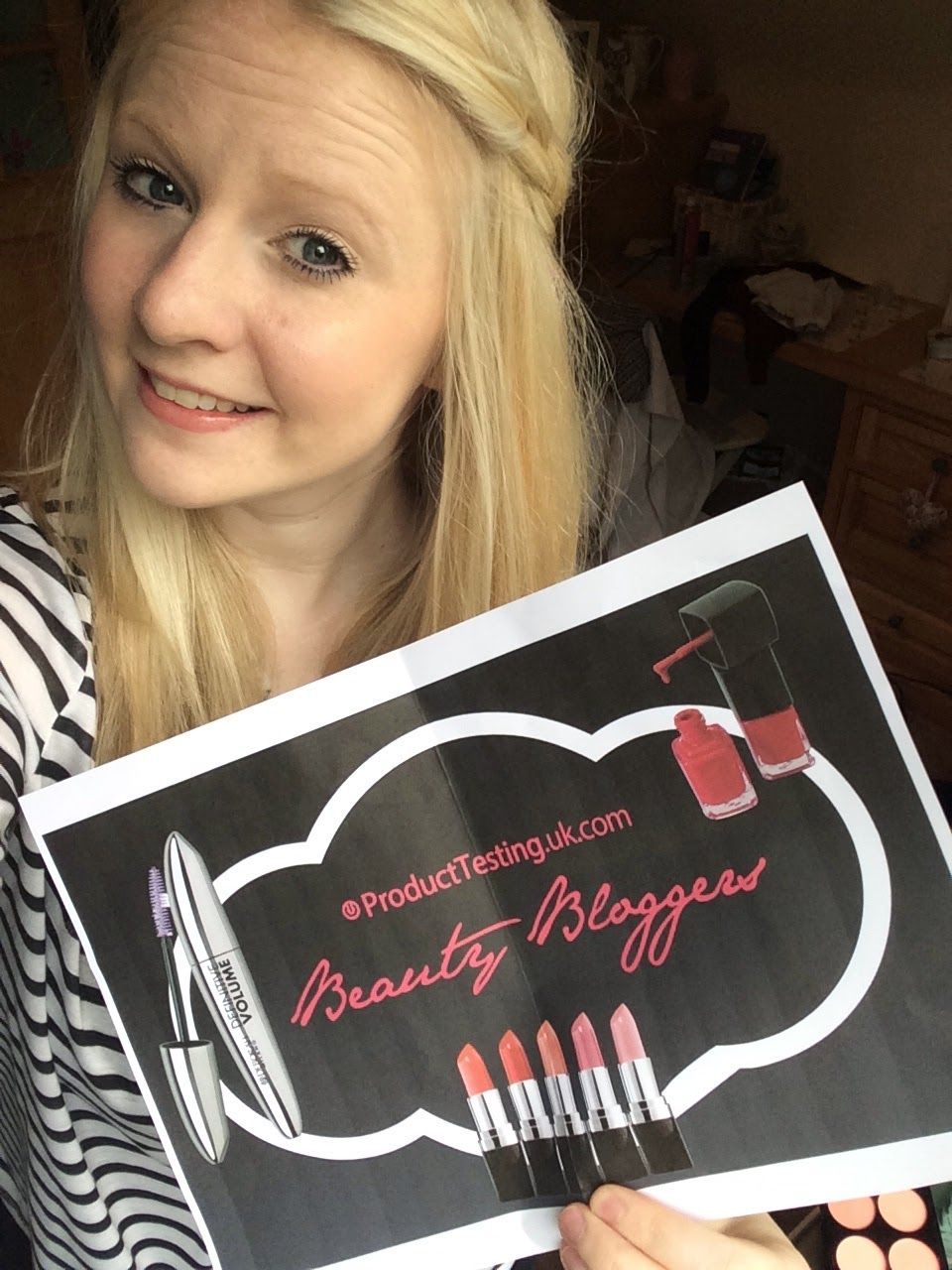 Jessica reviewed Revolution's Eyeshadow Palette! Click