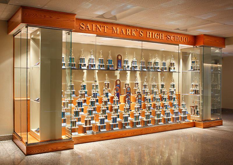 High School Trophy Cases Google