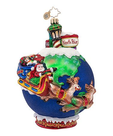 Look what I found on #zulily! Around the World Ornament #zulilyfinds