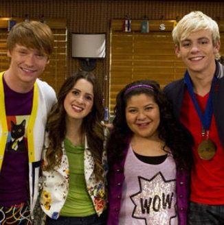 Dez,Ally,Trish,and Austin