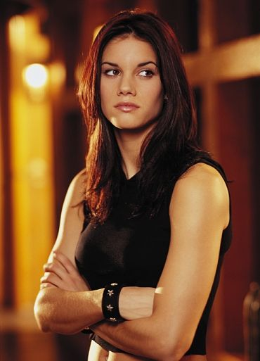 Missy Peregrym As Ruby Maxwell Niece Of The Aunts Jet And Gillian