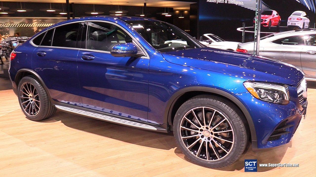 2017 Mercedes Glc Class Glc 300 4matic Coupe Exterior Interior