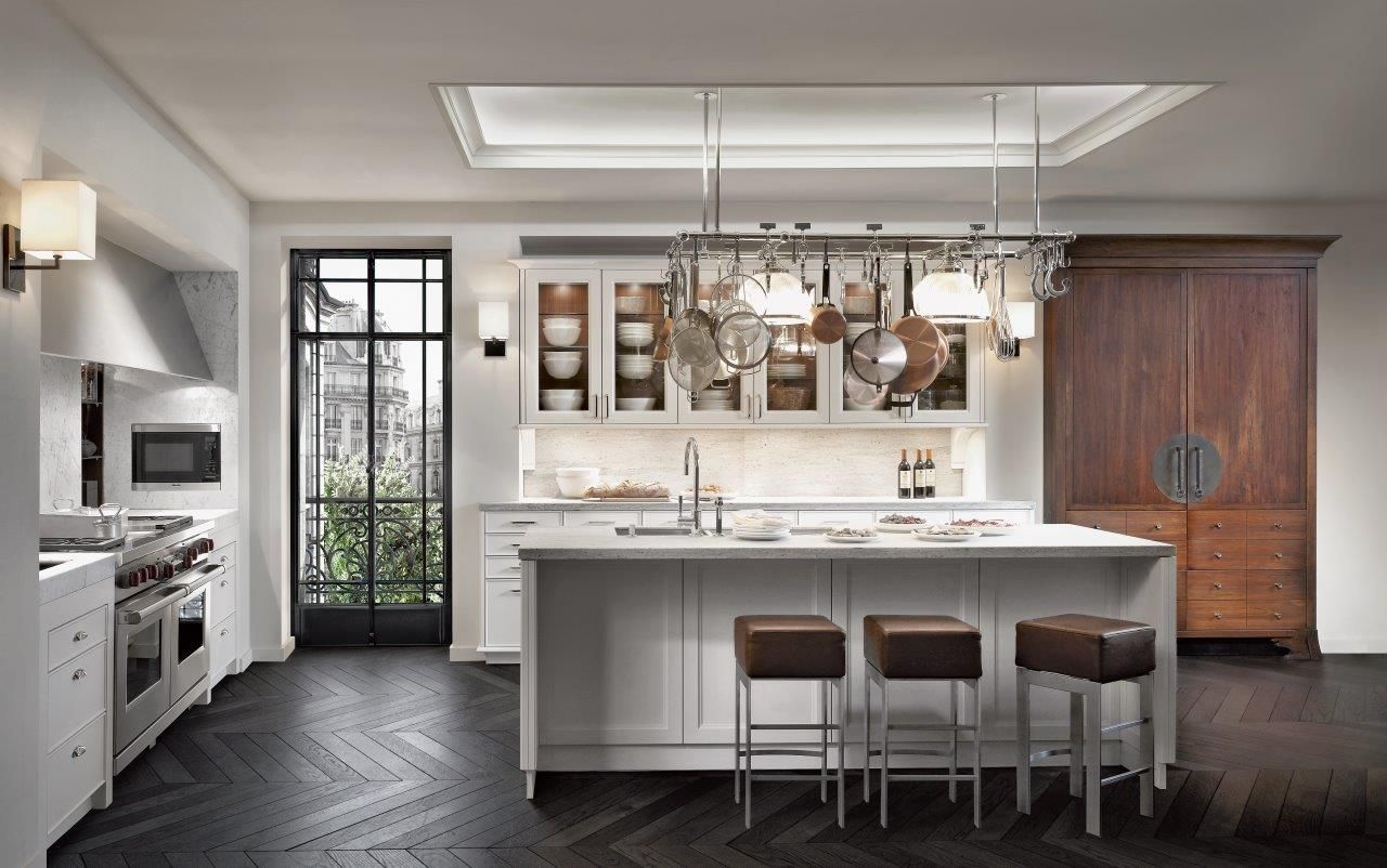 Fabulous SieMatic CLASSIC BeauxArts Write your own chapter in the history of kitchen design u Pure elegance and a cozy weling atmosphere are not c u