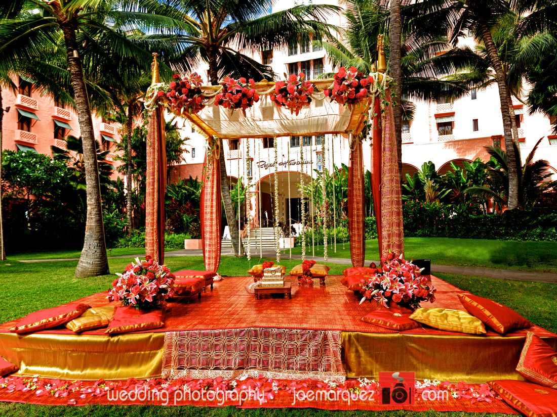 Image Detail For Indian Weddings In Hawaii Destination Wedding At Royal