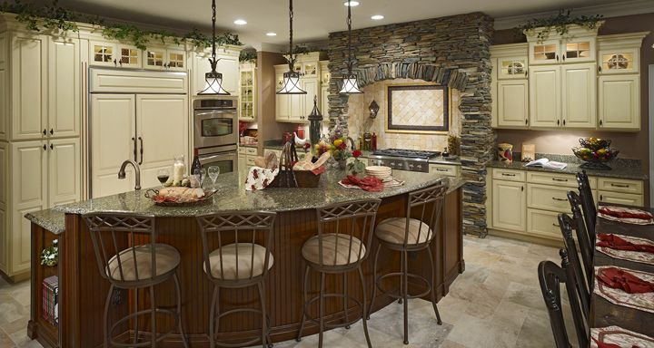 Dream Kitchen Country Living This Was Designed To Be Efficient