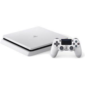 ソニー・インタラクティブエンタテインメント PlayStation4 (プレイステーション4) グレイシャー
