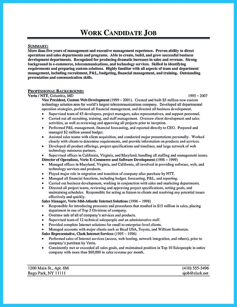 cool Best Words for the Best Business Development Resume