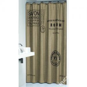 Zaslona Prysznicowa Sealskin Savon De Provance Bez Long Shower Curtains Extra Long Shower Curtain Shower Curtain