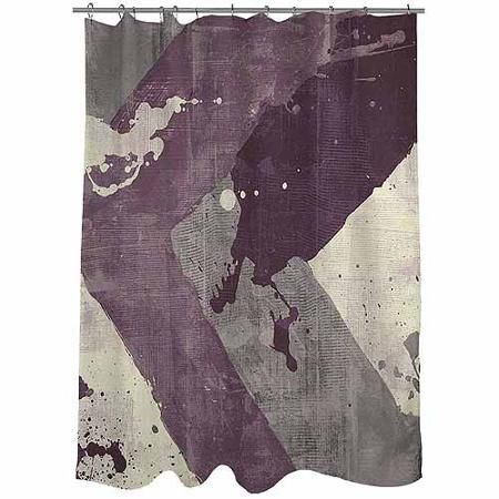 Home With Images Purple Shower Curtain Gray Shower Curtains
