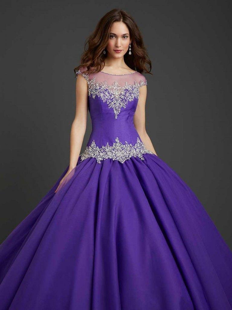 Vestidos para quinceañera morados Allure Bridals | Quinceañeras ...
