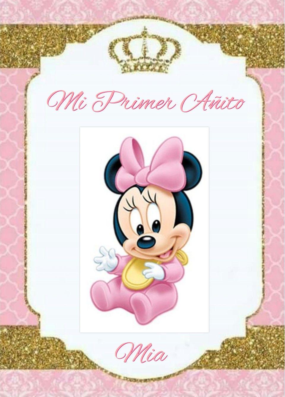 Pin De Yamileth Araya Garita En Minnie Mouse Mickey Mouse