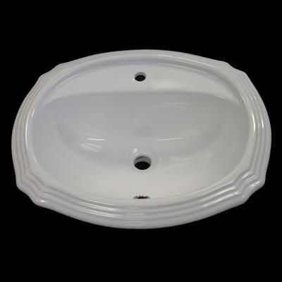 Acri-Tec - Scalloped Drop-In Basin - 367819 - Home Depot Canada