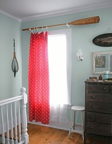 Neat Curtain Rod Diy Curtain Rods Diy Curtains Diy Home Decor
