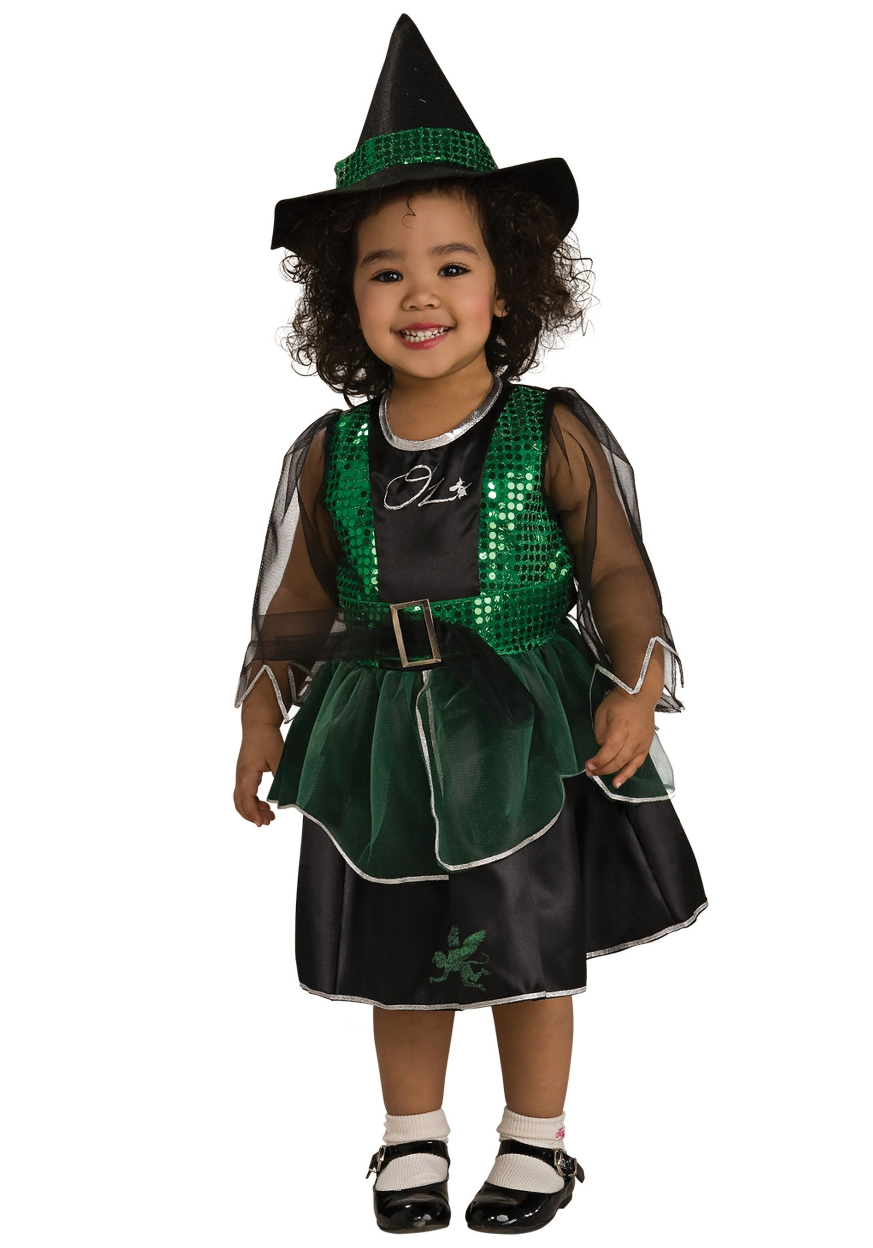 Toddler Wicked Witch Costume   Halloween Costumes   Pinterest ...