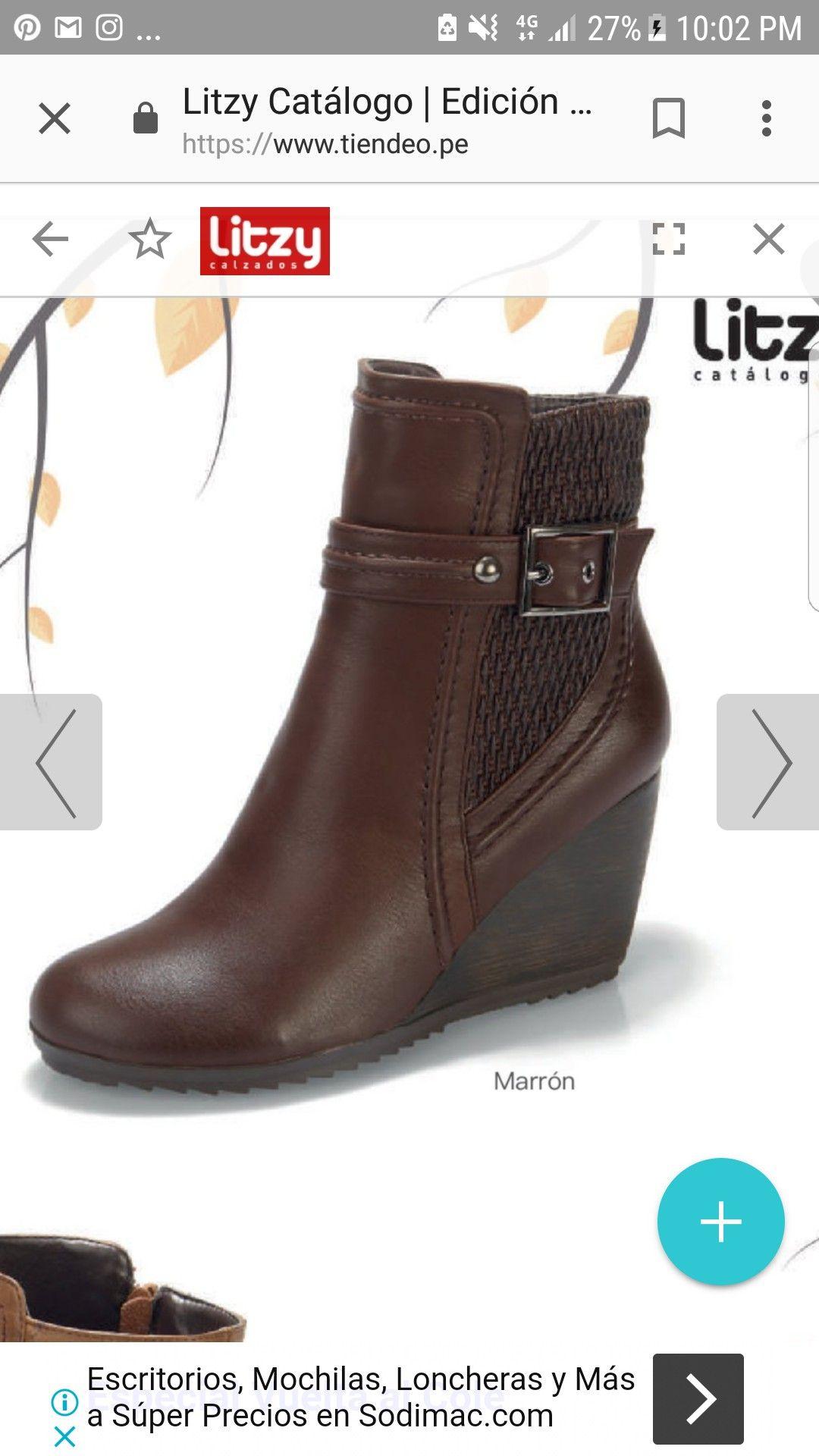 Pin De Paola En Zapatos Lindos Zapatos Lindos Bucaneras Botines