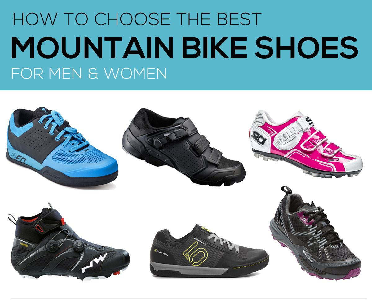 How To Choose The Best Mountain Bike Shoes