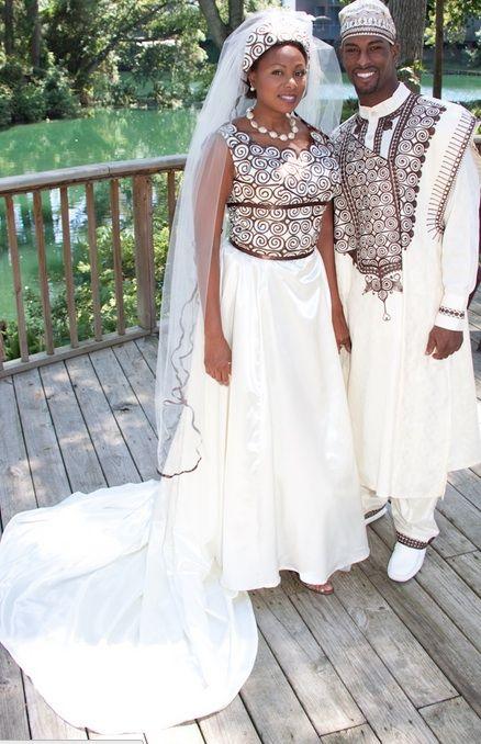 17 Beautiful African Wedding Dresses African Traditional Wedding Dress African Bridal Dress African Wedding Attire